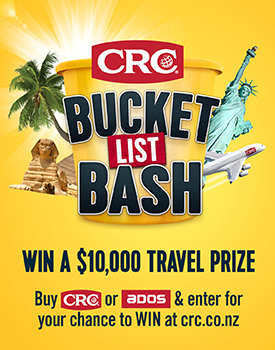 CRC Bucket List Bash