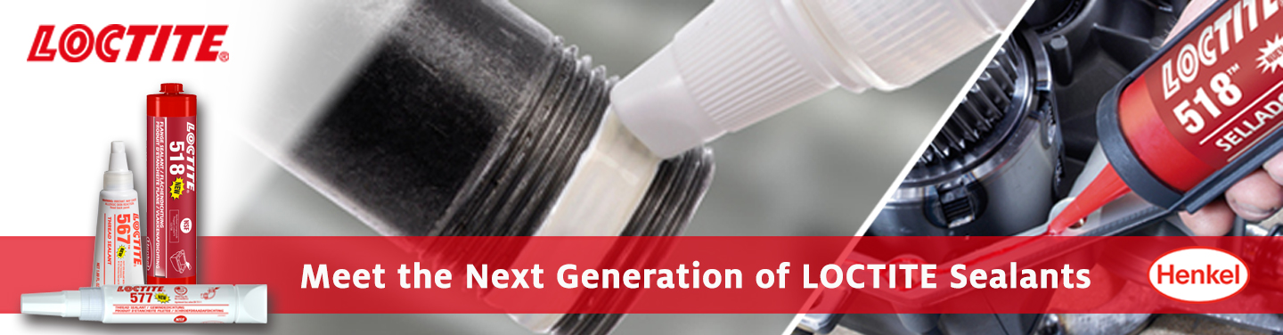 Next generation of LOCTITE Sealants
