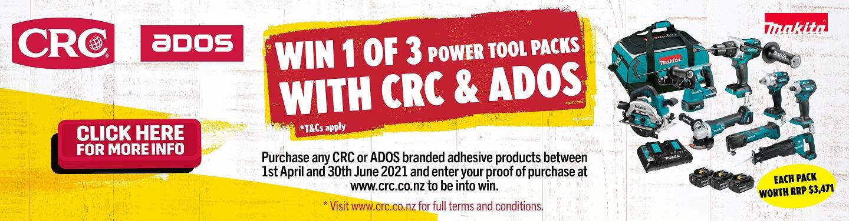 CRC Ados Makita Power Pack Promo