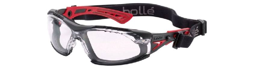 Care for your safety eyewear.