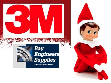 3M Holiday giveaway