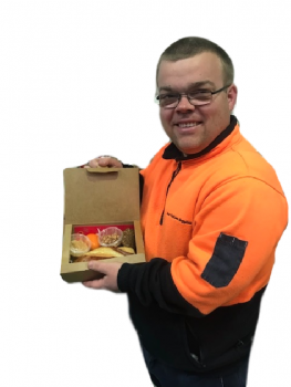Eat My Lunch with Bay Engineers Supplies