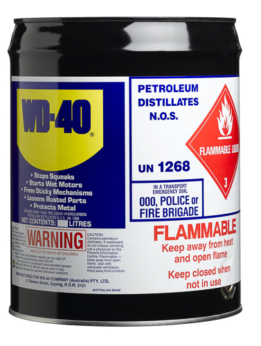 WD-40 20 litres