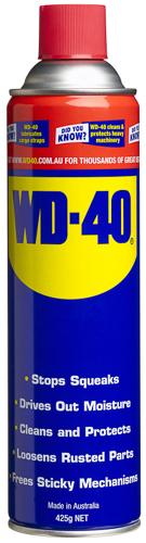 WD40 425gm Aerosol Can
