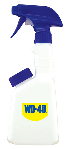WD40 Spray Applicator Bottle