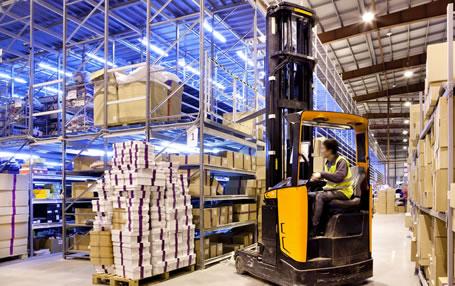 Manual Handling & Storage